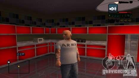 C-HUD Brendi для GTA San Andreas третий скриншот