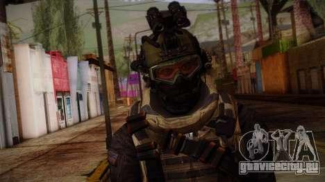 Modern Warfare 2 Skin 1 для GTA San Andreas третий скриншот