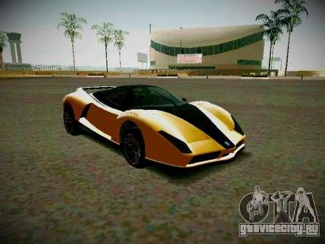 Cheetah из GTA 5 для GTA San Andreas