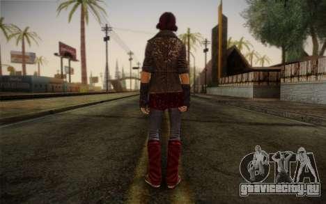Murdered Soul Suspect Skin 1 для GTA San Andreas второй скриншот
