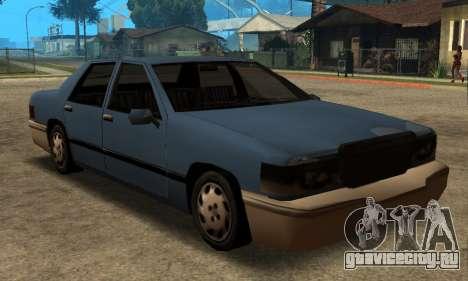 Beta Elegant Final для GTA San Andreas