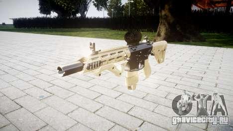 Винтовка AR-15 CQB aimpoint для GTA 4