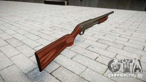 Помповое ружье Ithaca M37 для GTA 4 второй скриншот