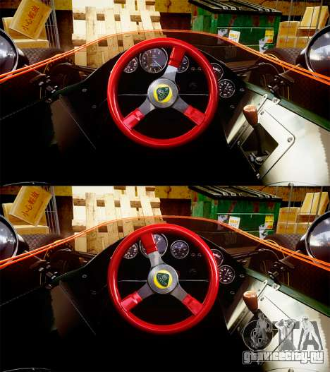 Lotus Type 49 1967 [RIV] PJ21-22 для GTA 4 вид сзади