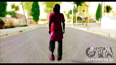 Ginos Ped 41 для GTA San Andreas второй скриншот