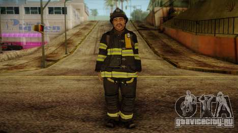 GTA 4 Emergency Ped 6 для GTA San Andreas