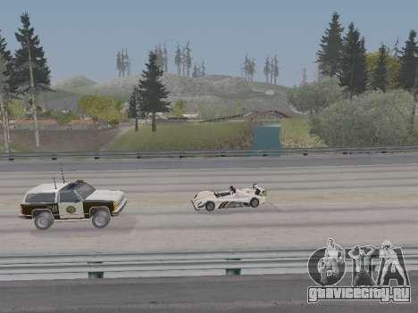 Jundo ENB Series V0.1 для слабых ПК для GTA San Andreas четвёртый скриншот