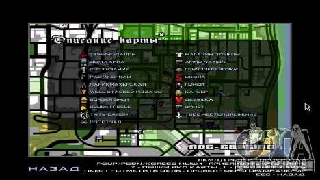 Full HD Interface для GTA San Andreas