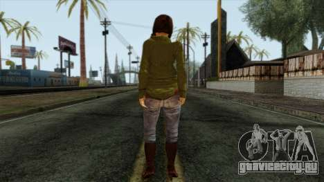GTA 4 Skin 7 для GTA San Andreas второй скриншот