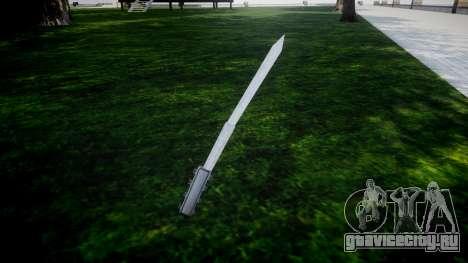 Hidden Blade для GTA 4