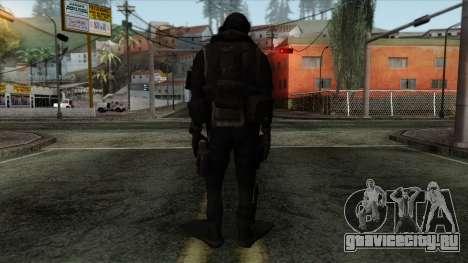 Modern Warfare 2 Skin 9 для GTA San Andreas второй скриншот