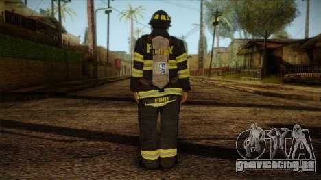 GTA 4 Emergency Ped 6 для GTA San Andreas второй скриншот