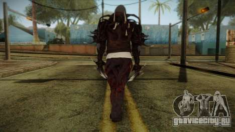 Alex Boss from Prototype 2 для GTA San Andreas второй скриншот