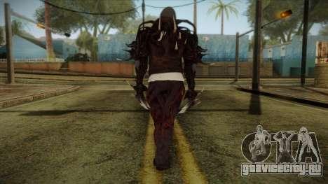 Alex Boss from Prototype 2 для GTA San Andreas второй скриншот