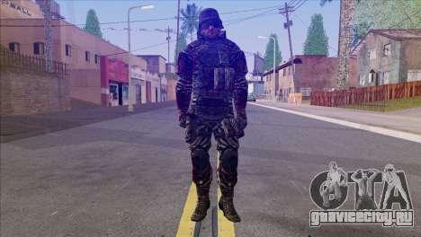 Outlast Skin 7 для GTA San Andreas