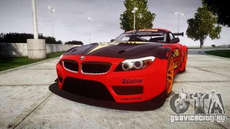 BMW Z4 GT3 2010 NEO ZEON для GTA 4
