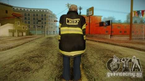 GTA 4 Emergency Ped 13 для GTA San Andreas второй скриншот