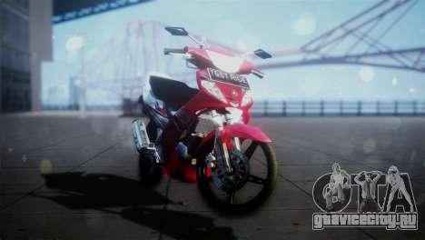 Yamaha Jupiter Mx для GTA San Andreas