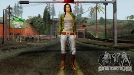 GTA 4 Skin 7 для GTA San Andreas