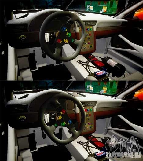 RUF RGT-8 GT3 [RIV] EXO для GTA 4 вид сверху