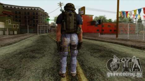Modern Warfare 2 Skin 11 для GTA San Andreas второй скриншот