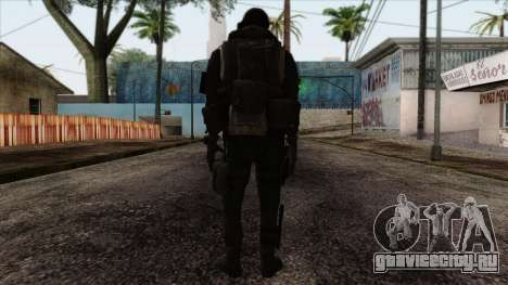 Modern Warfare 2 Skin 18 для GTA San Andreas второй скриншот