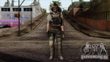 Modern Warfare 2 Skin 19 для GTA San Andreas