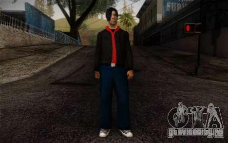 Ginos Ped 16 для GTA San Andreas