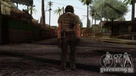 Modern Warfare 2 Skin 19 для GTA San Andreas второй скриншот