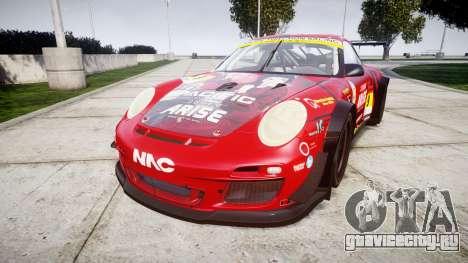 Porsche 911 Super GT 2013 для GTA 4
