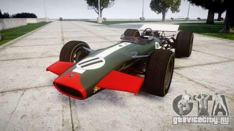 Lotus Type 49 1967 [RIV] PJ11-12 для GTA 4