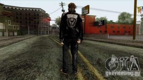 GTA 4 Skin 10 для GTA San Andreas второй скриншот