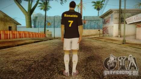 Footballer Skin 3 для GTA San Andreas второй скриншот