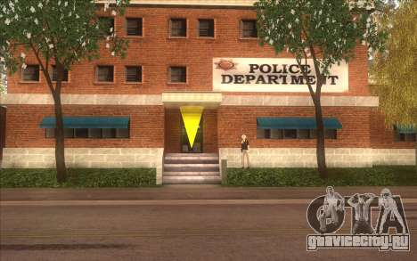 Оживление деревни Диллимур для GTA San Andreas третий скриншот