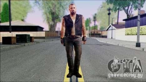 Left 4 Dead Survivor 3 для GTA San Andreas