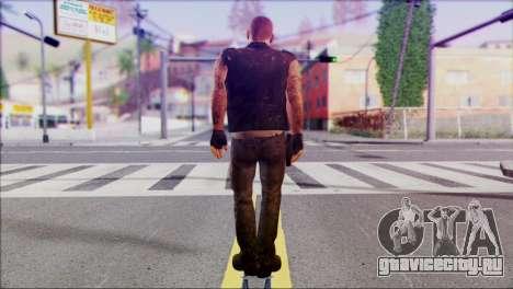 Left 4 Dead Survivor 3 для GTA San Andreas второй скриншот