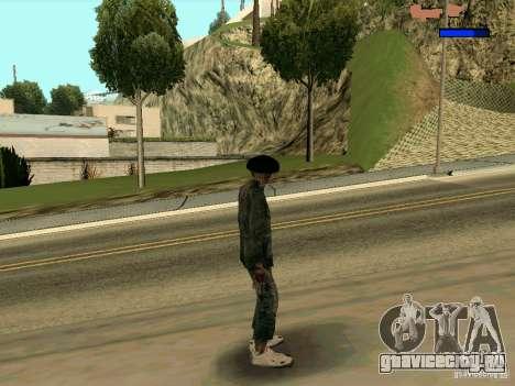 Cкин Benito из Stalker для GTA San Andreas третий скриншот