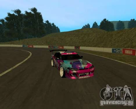 Nissan Silvia S15 EXEDY для GTA San Andreas