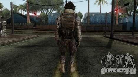 Modern Warfare 2 Skin 8 для GTA San Andreas второй скриншот