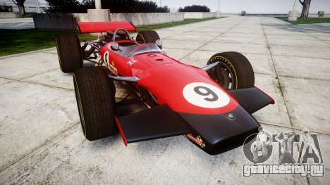 Lotus Type 49 1967 [RIV] PJ9-10 для GTA 4
