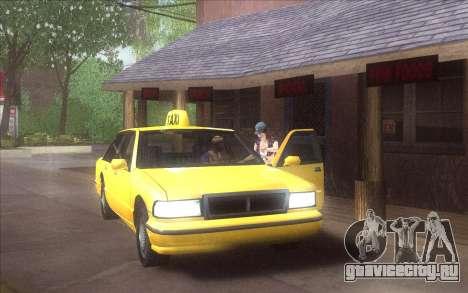 Оживление деревни Диллимур для GTA San Andreas седьмой скриншот