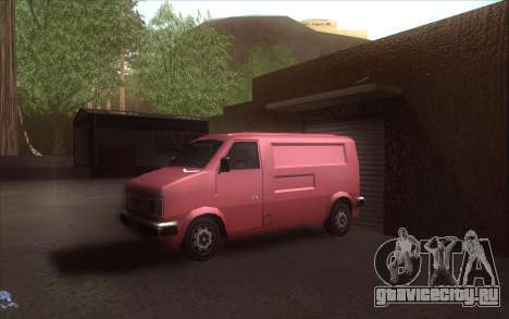 Оживление деревни Диллимур для GTA San Andreas девятый скриншот