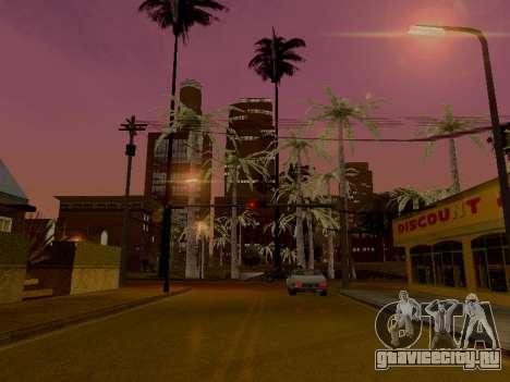 Jundo ENB Series V0.1 для слабых ПК для GTA San Andreas седьмой скриншот