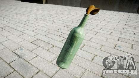 Коктейль Молотова для GTA 4 второй скриншот