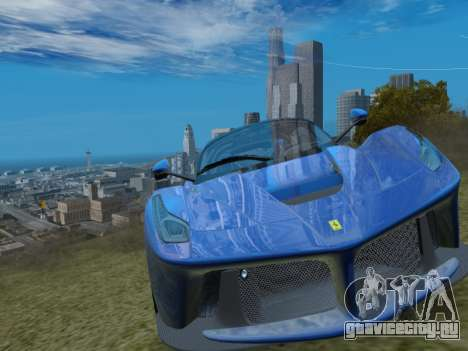 ENB Hans Realistic 1.0 для GTA San Andreas