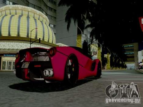 Jundo ENB Series для GTA San Andreas третий скриншот