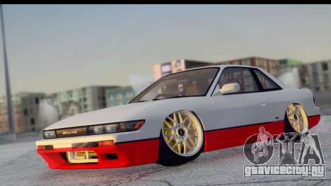 Nissan Silvia S13 Camber Style для GTA San Andreas