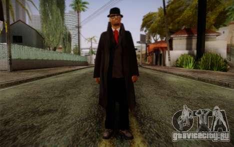 Ginos Ped 25 для GTA San Andreas