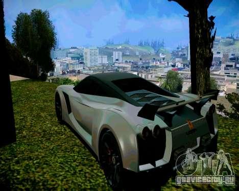 Super ENB для слабых и средних ПК для GTA San Andreas четвёртый скриншот