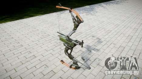 Лук -Хищник- для GTA 4